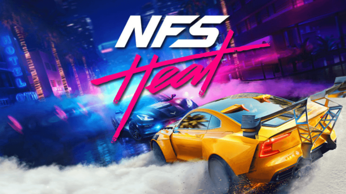 Download Need For Speed Heat-P2P + English Language Patch + Crack Only