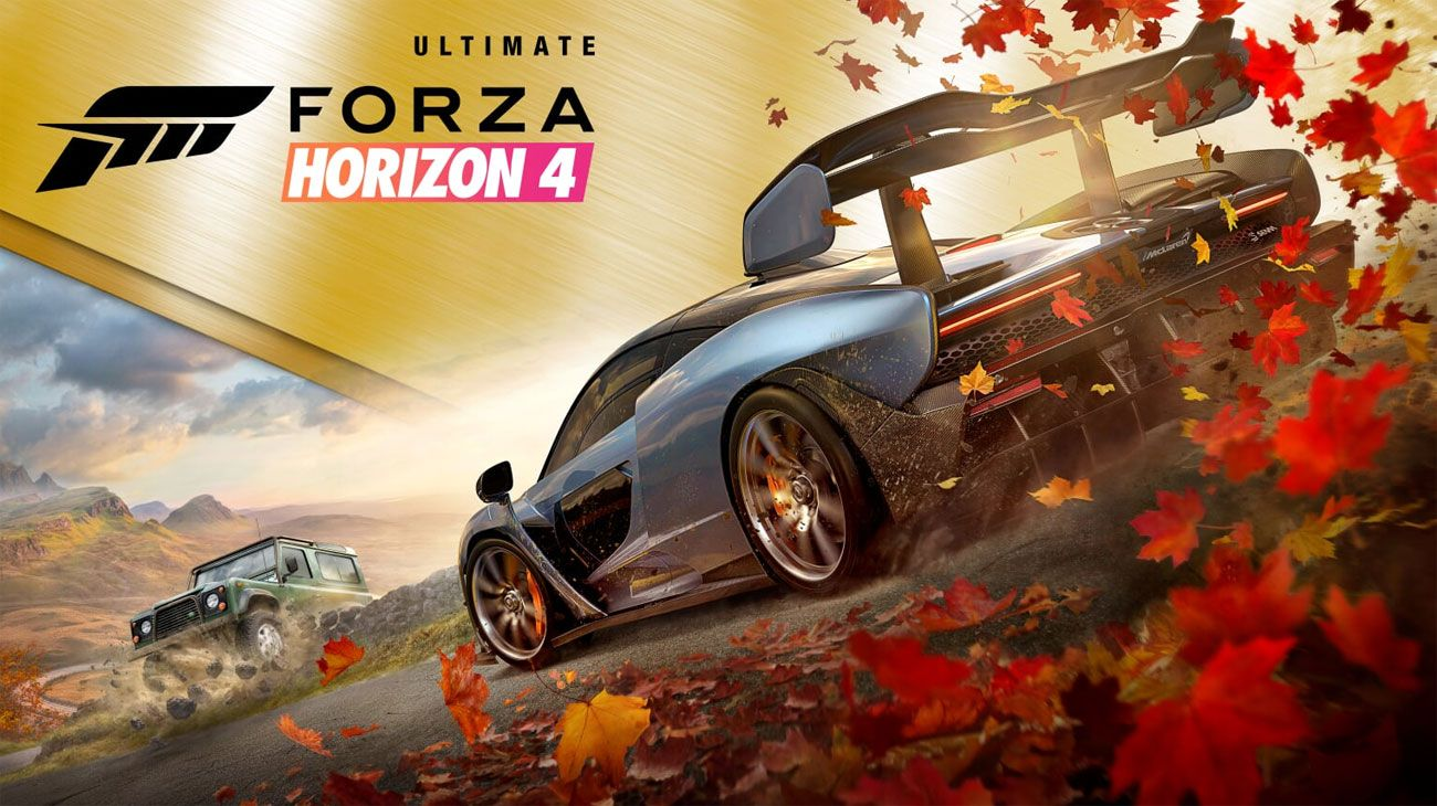 Download Forza Horizon 4: Ultimate Edition (v1.380.112.2 + All DLCs, MULTi17) [FitGirl Repack]