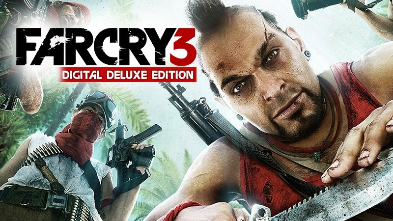Download Far Cry 3 Digital Deluxe Edition + Blood Dragon (v1.05/v1.02, MULTi14/MULTi8 + All DLCs) [FitGirl Repack]