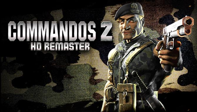 Download Commandos 2: HD Remaster (v1.01, MULTi11) [FitGirl Repack]