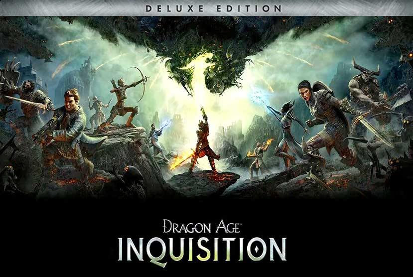 Download Dragon Age: Inquisition Digital Deluxe Edition [v 1.12u12 + DLCs] Repack by xatab