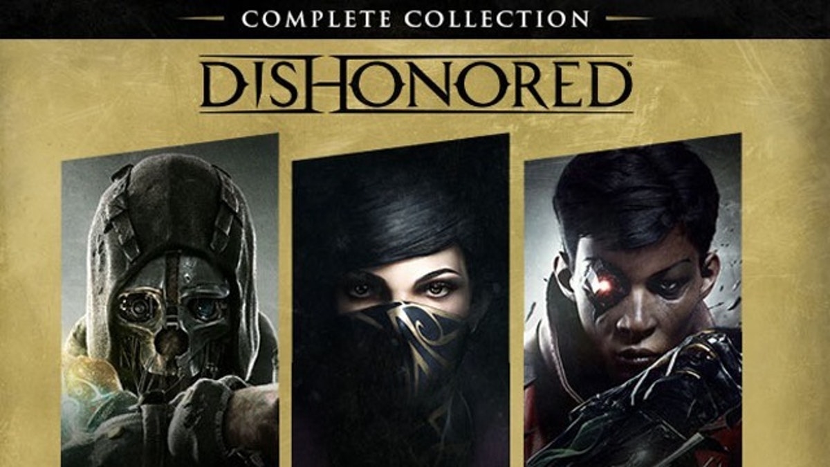 Download Dishonored: Complete Collection (GOG, MULTi9/10) [FitGirl Repack]