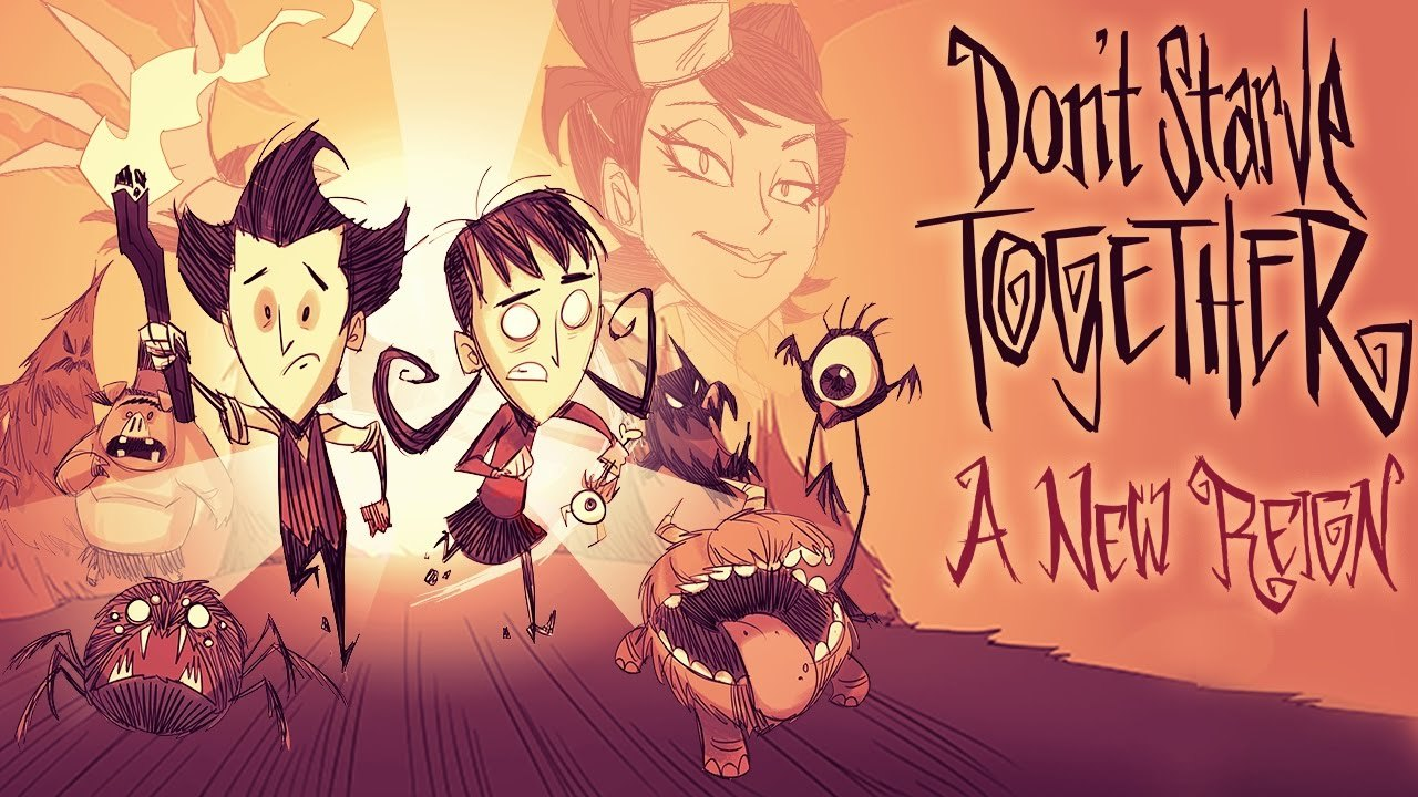 Download Don't Starve Together [Build 402187] RePack by Pioneer + LAN MODE