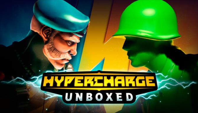 Download HYPERCHARGE: Unboxed (v0.1.1577.815 + Supporter Pack DLC + Multiplayer, MULTi10) [FitGirl Repack]