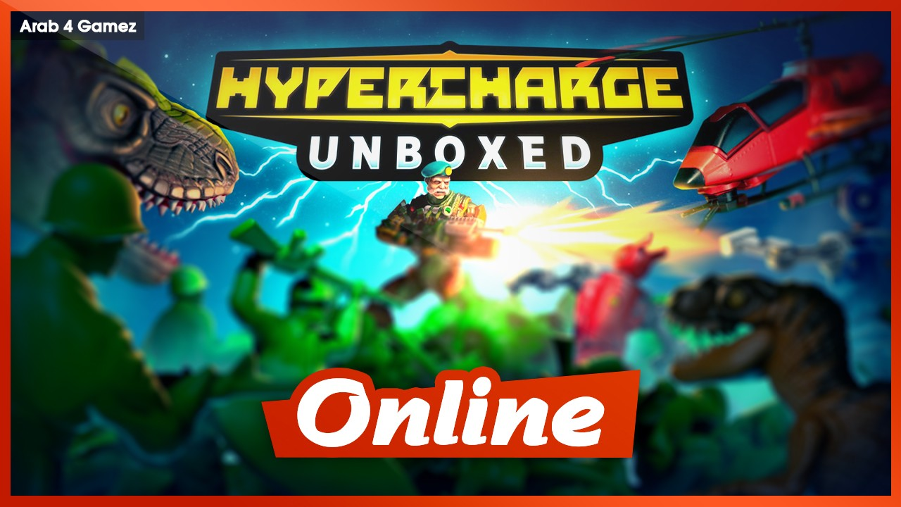 Download HYPERCHARGE Unboxed-CODEX + ONLINE