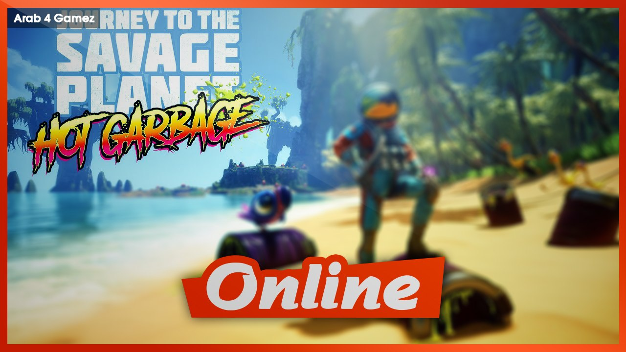 Download Journey to the Savage Planet Hot Garbage-CODEX + ONLINE