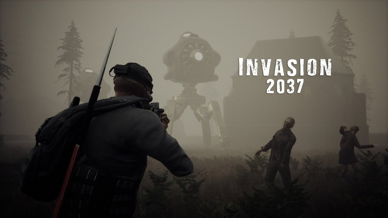 Download Invasion 2037 Early Access