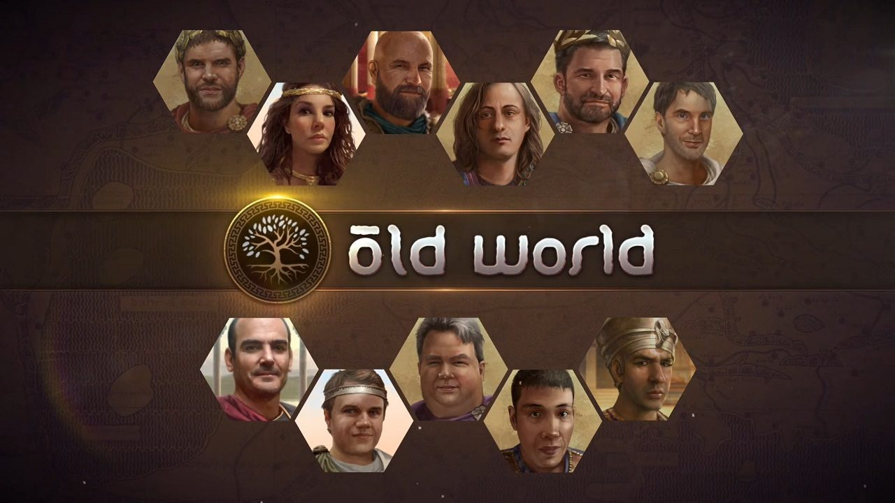 Download Old World Early Access