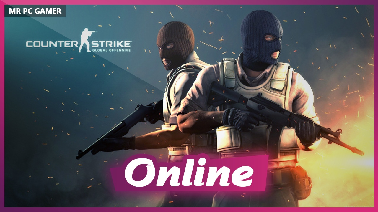 Download Counter Strike Global Offensive FREE from STEAM + Cracked v1.37.6.2