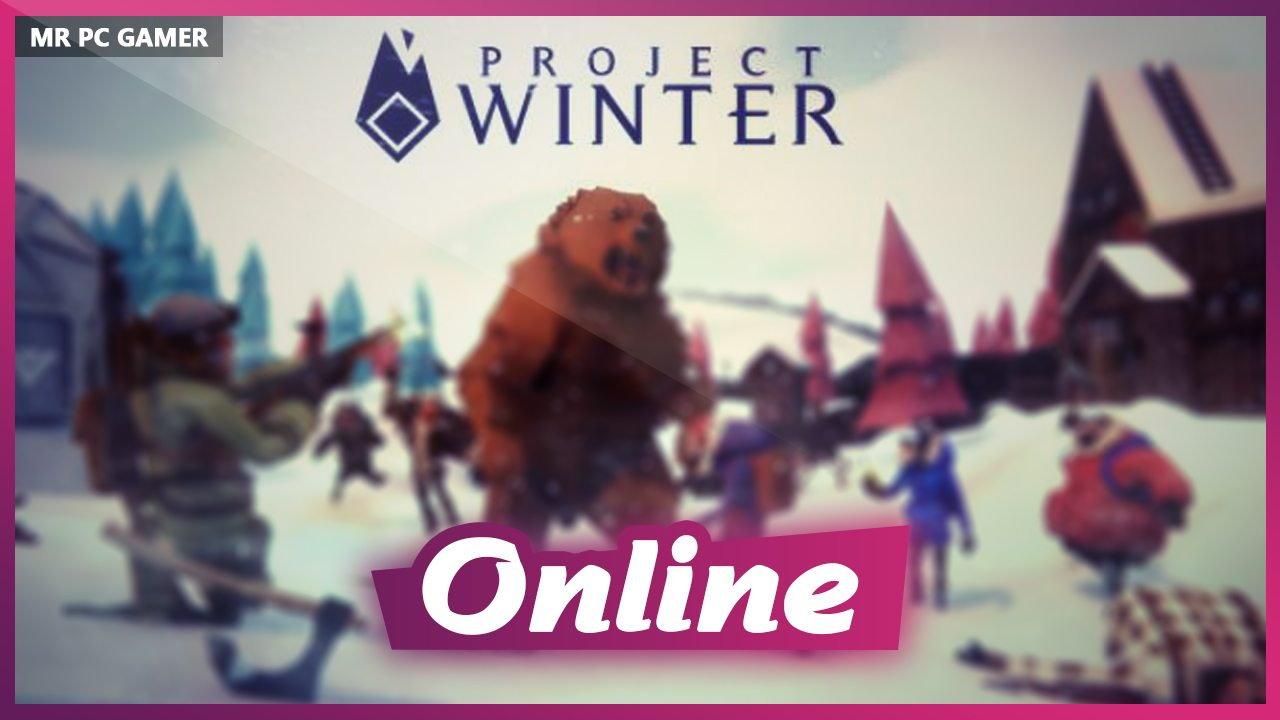 Download Project Winter + ONLINE