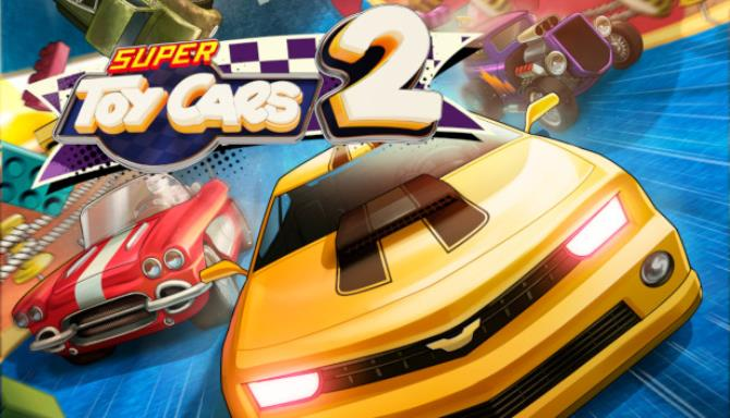 Download Super Toy Cars 2-PLAZA