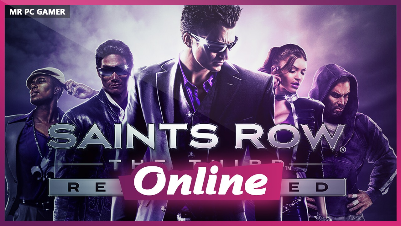 Download Saints Row: The Third – Remastered (+ All DLCs + LAN/Online Multiplayer, MULTi8) [FitGirl Repack]