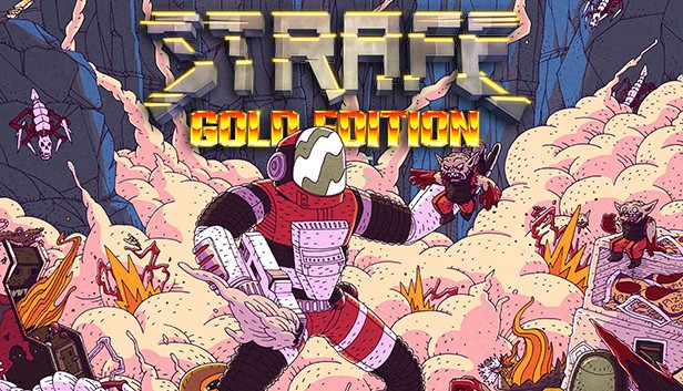 Download STRAFE: Gold Edition (v1.4 + Bonus OST, MULTi6) [FitGirl Repack]