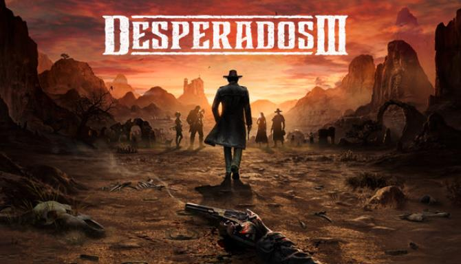 Download Desperados 3 (v1.1.18.r34331.F, MULTi10) [FitGirl Repack]