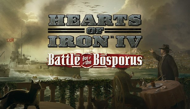 Download Hearts of Iron IV Battle for the Bosporus-P2P