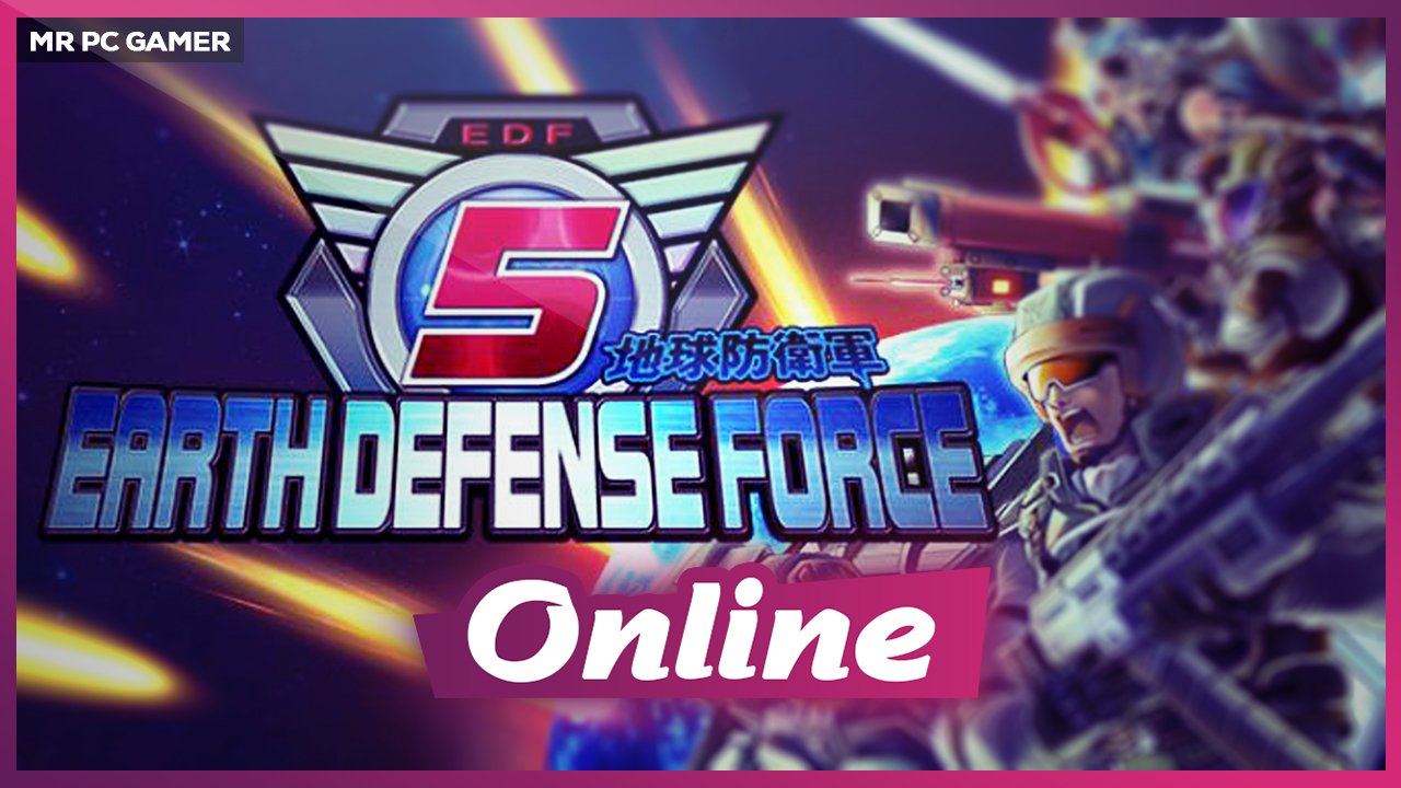 Download Earth Defense Force 5 Build 11072019 + ONLINE