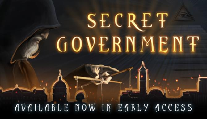 Download Secret Government Early Access