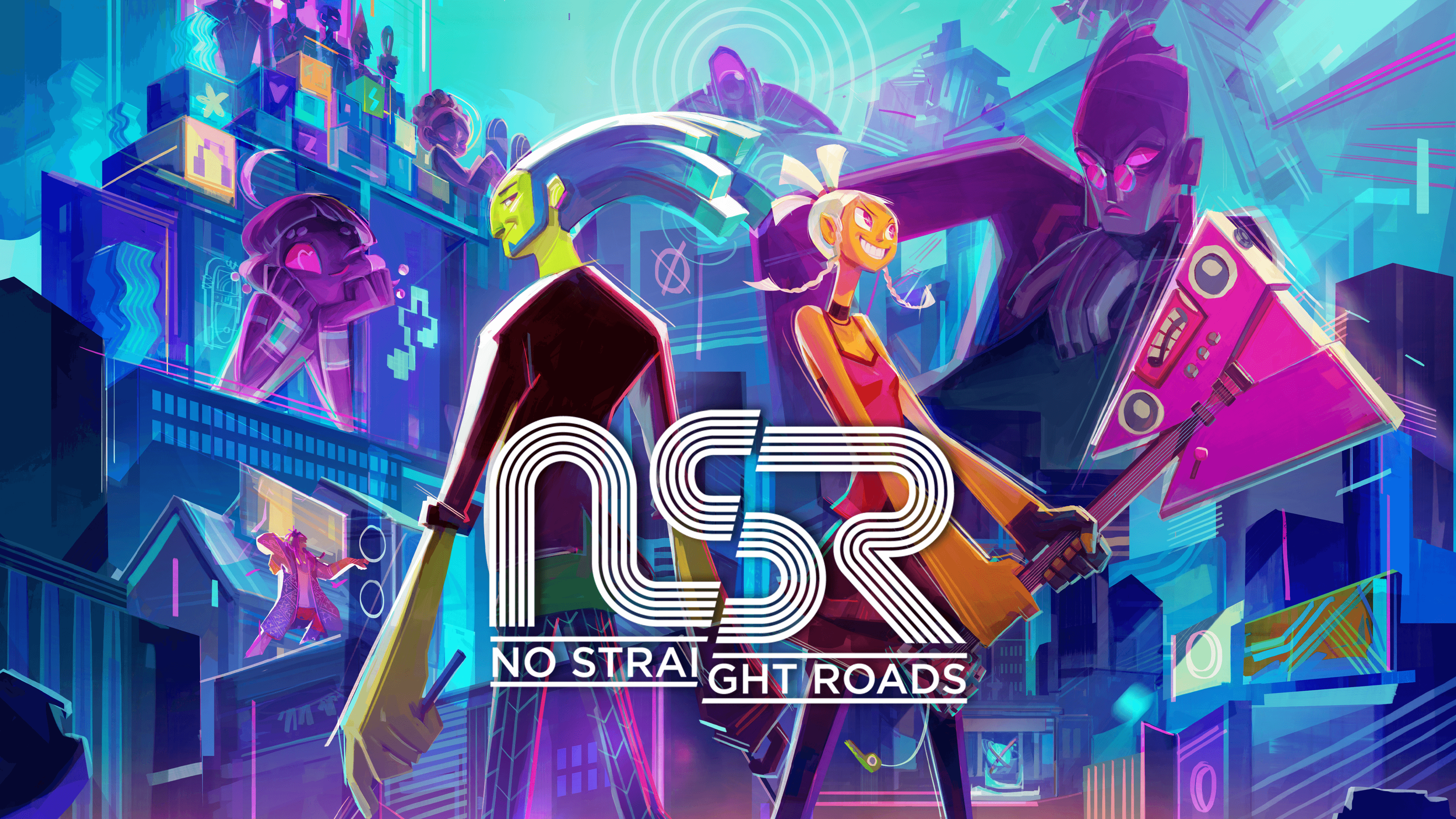 Download No Straight Roads (MULTi13) [FitGirl Repack]
