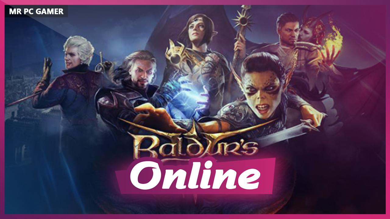 Download Baldur's Gate 3 [v4.1.83.5246 | Early Access] Repack by xatab + ONLINE