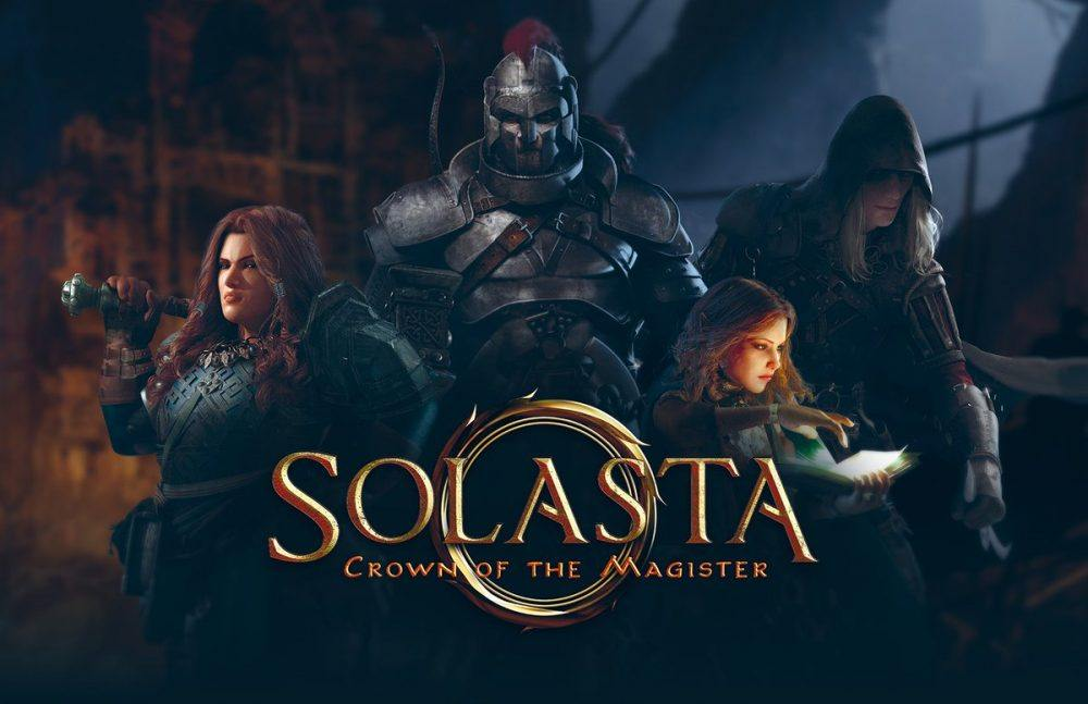 Download Solasta Crown of the Magister Early Access