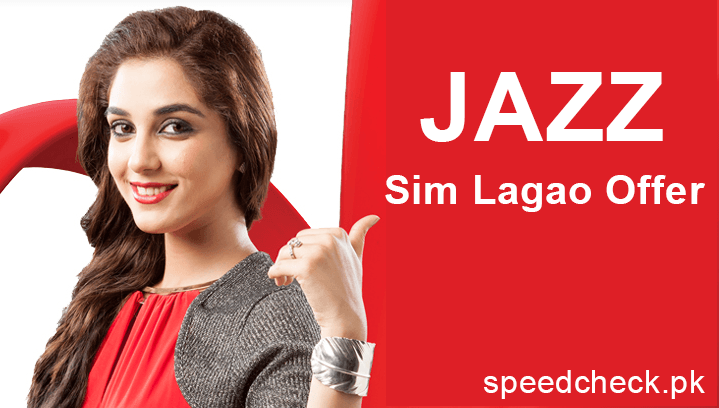 Jazz Sim Lagao Offer