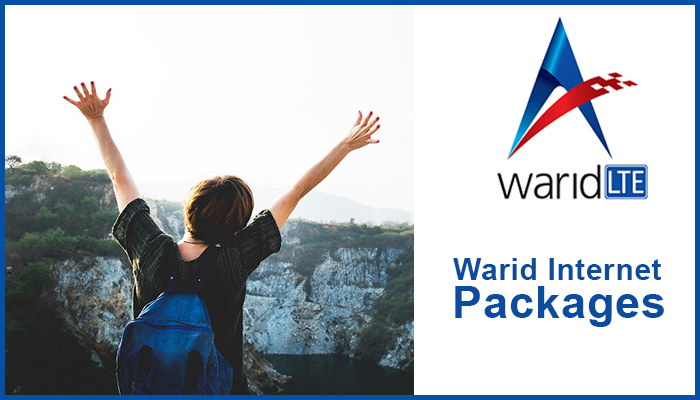 Warid Internet Packages