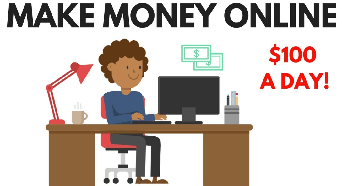 4 Easy Ways To Make Money Online