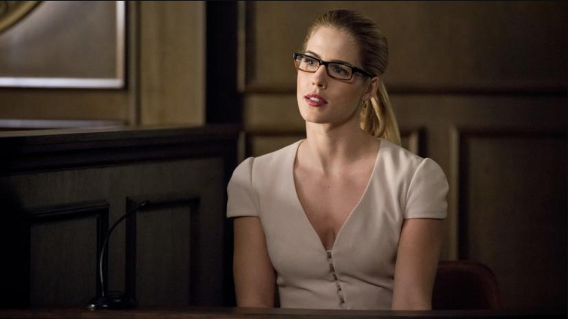 Emily Bett Rickards is Not Playing Felicity Smoak anymore