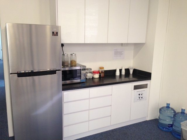 pantry office