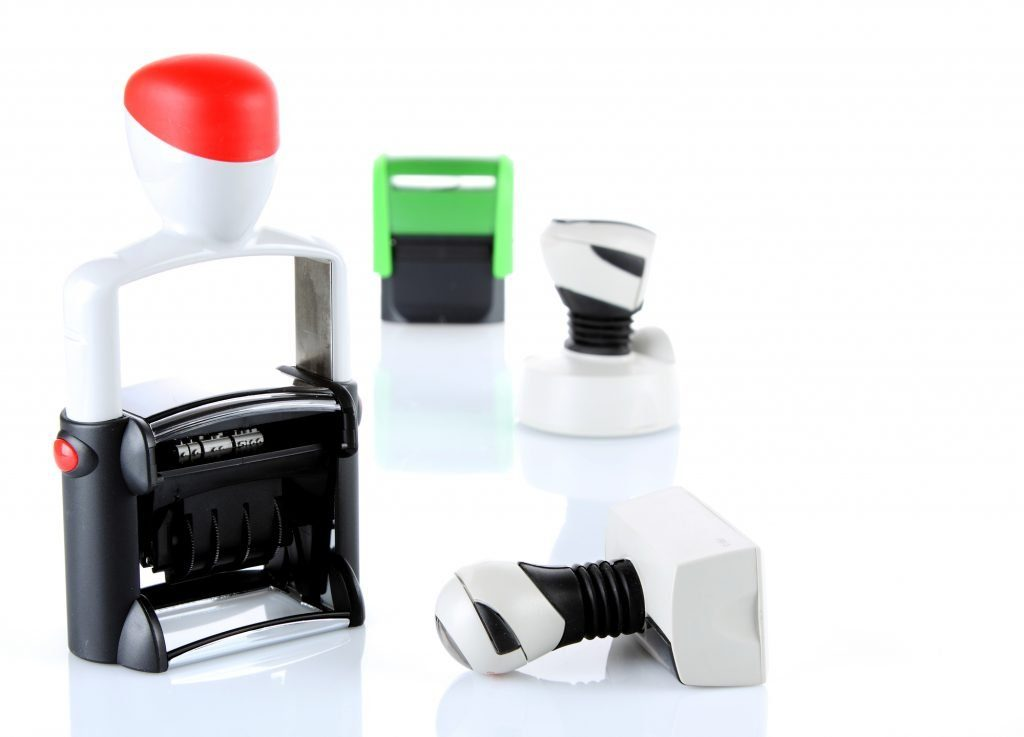 Types of Rubber Stamp