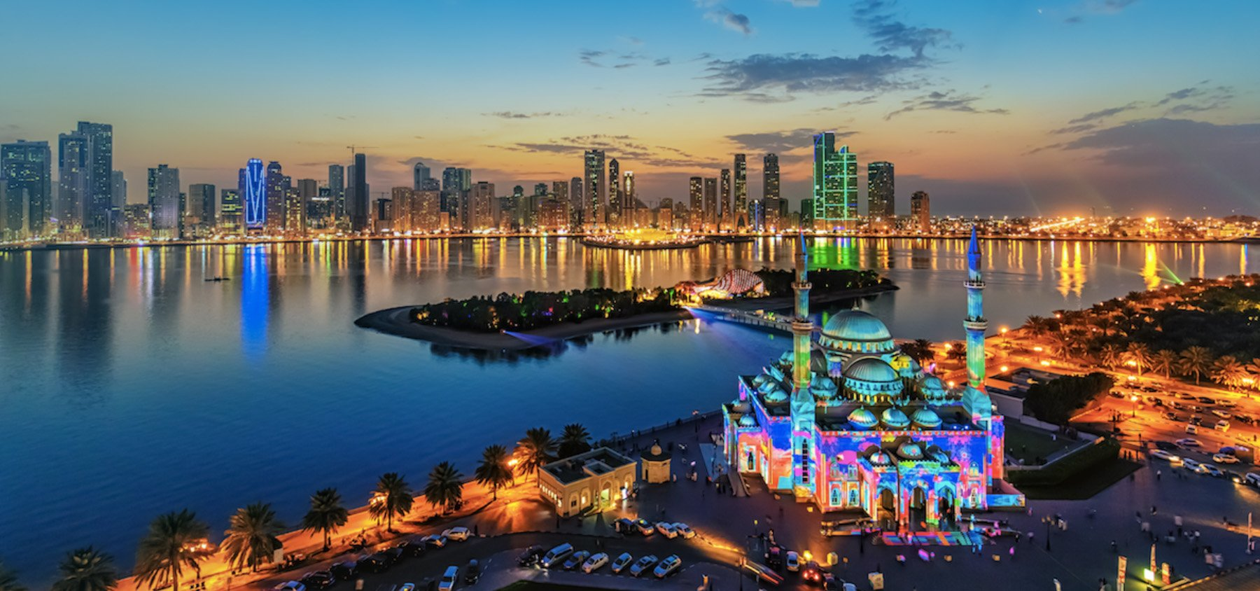 Discover the best sights in Sharjah