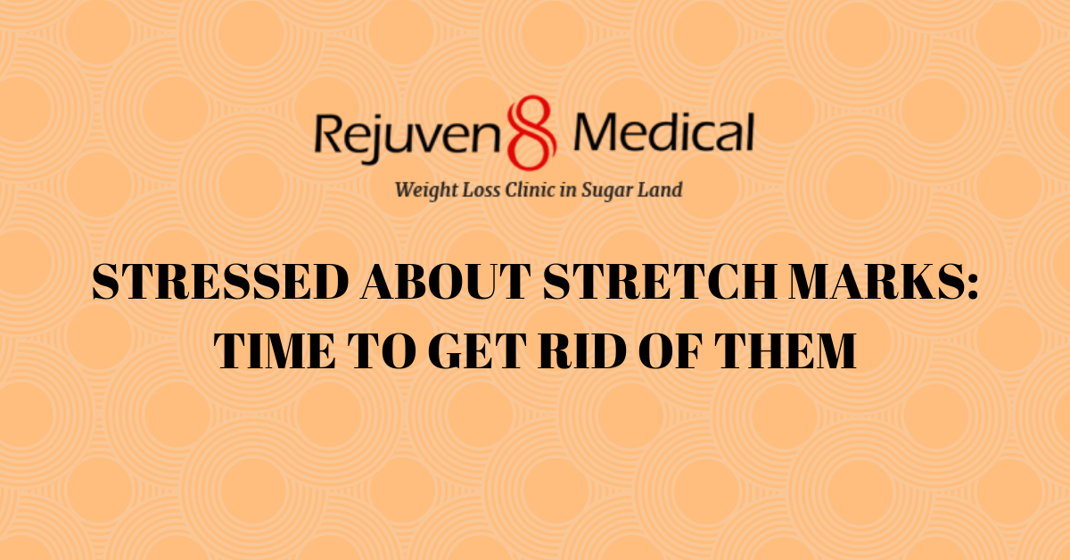 Stressed About Stretch Marks: Time To Get Rid Of Them