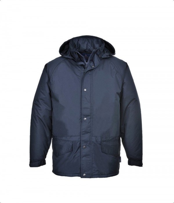 Arbroath Breathable Jacket Navy