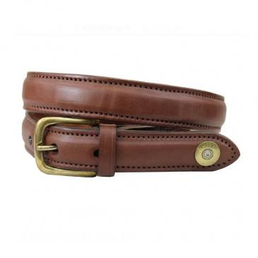Hicks & Hides Stow Field Leather Belt Multi