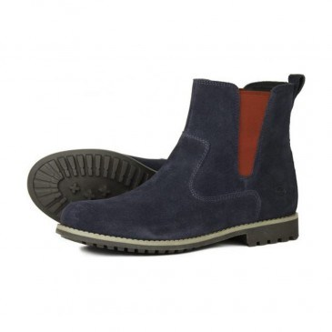 Orca Bay Cotswold Navy Ladies Suede Boot