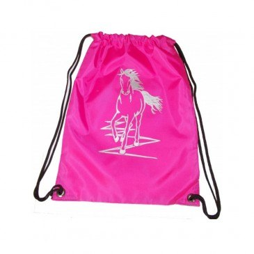 Flash Gym Sack Fuchsia