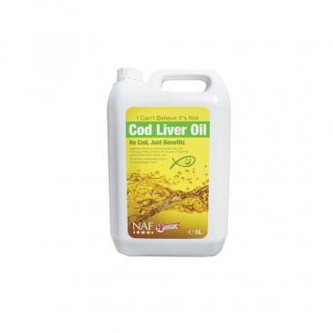 I Can't Believe It's Not Cod Liver Oil 5L
