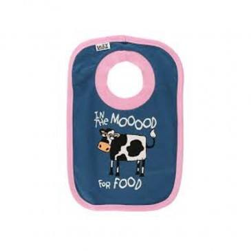 LazyOne Mood for Food Bib