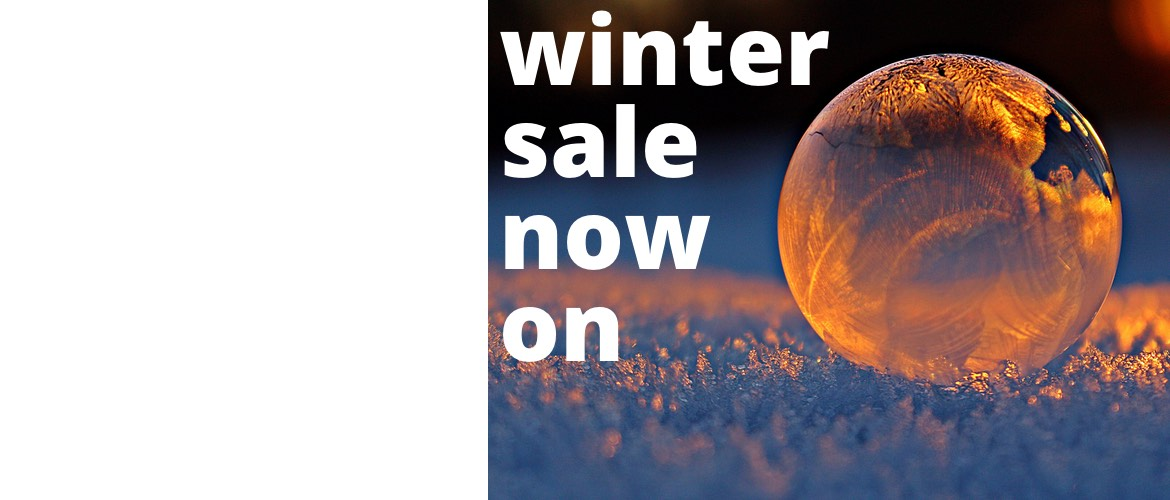 Winter Sale Now On Image