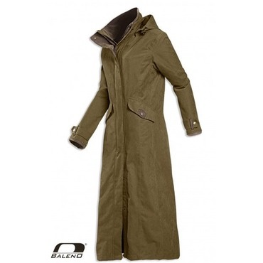 Baleno Kensington Long Waterproof Coat – Camel